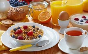 Never skip your breakfast