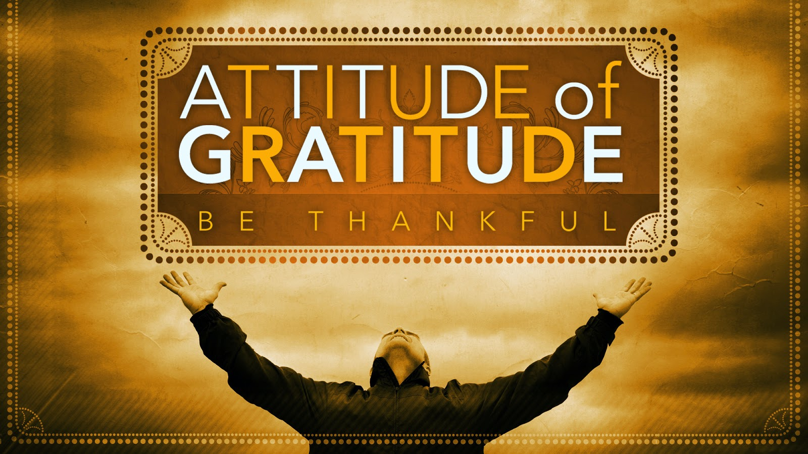 A Dose of Gratitude – Magical formula to stay Healthy