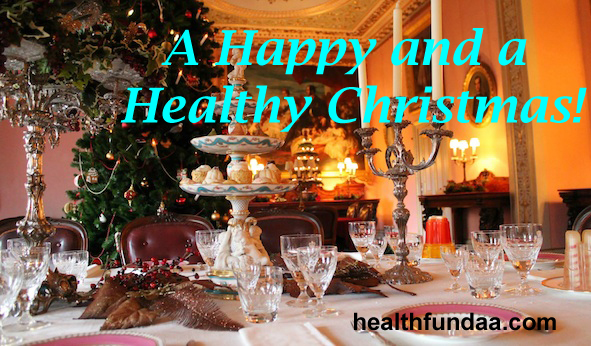 A Happy and a Healthy Christmas!