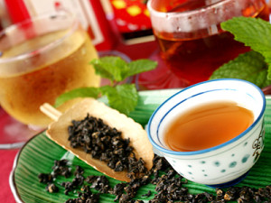 Oolong tea healthy