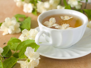 white tea healthy