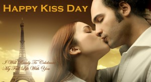 Different types of kisses Kiss day