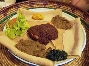 Ethiopia healthy eating