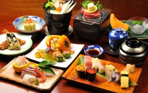 Japanese-Meal healthy eating