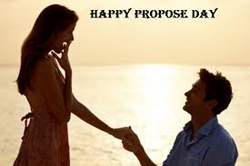 Propose Day Place where you met her the first time