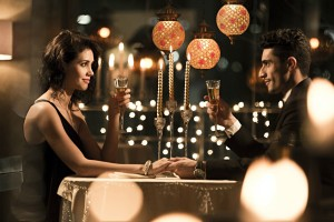 Wine and dine Propose day