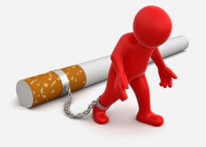 difficult to stop smoking