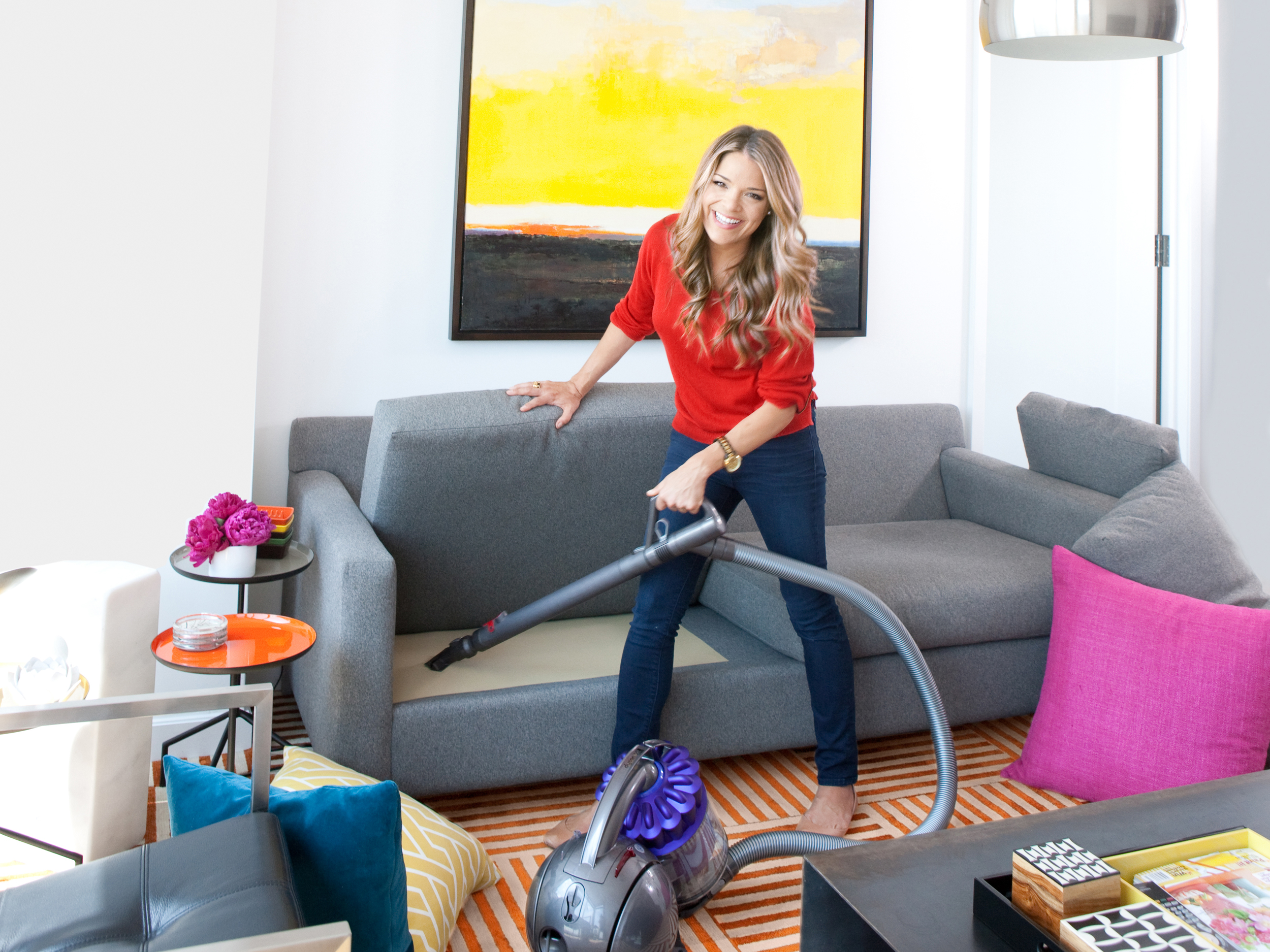 Exercise without realizing it in 11 fun filled ways for House cleaning and organizing