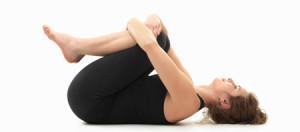 Pavanamukthasana yoga