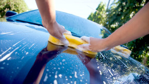 Wash your car exercise