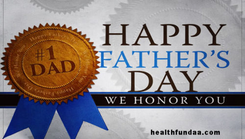 Father's Day: Honour your Dad!