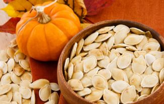 Pumpkinseeds High Protein Foods