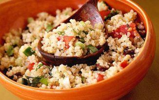 Quinoa High Protein Foods