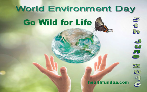 World Environment Day 2016: Go Wild for Life