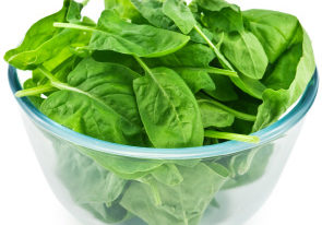spinach metabolism boosting foods
