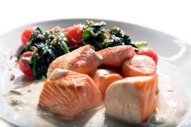 wild salmon High Protein Foods