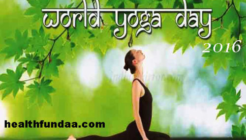 International Yoga Day celebrated all over the world