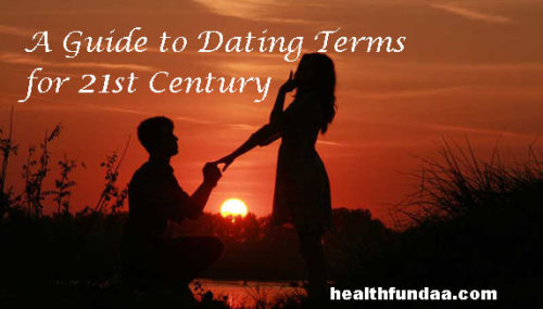 A Guide to Dating Terms for 21st Century