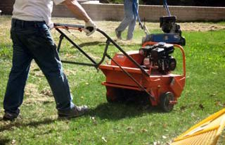 Clean your Yard and Prevent Heart Attack household chores