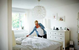 Make your Bed and Boost Productivity household chores
