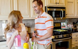 Share Chores with your spouse household chores