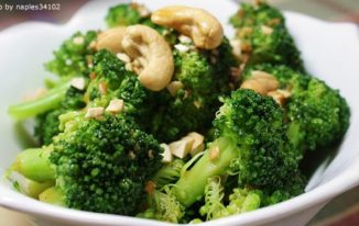 Broccoli metabolism boosting foods