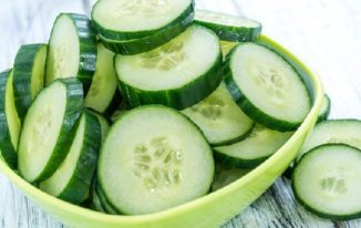 cucumber metabolism boosting foods