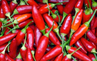 Spicy Pepper metabolism boosting foods