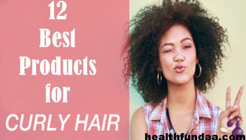 12 Best Products for Curly Hair You Need to Have