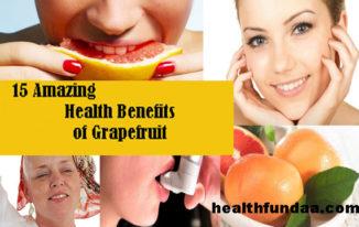 15 Amazing Health Benefits of Grapefruit
