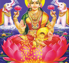 goddess-lakshmi happy diwali 2016