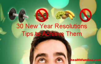30 New Year Resolutions & Tips to Achieve Them