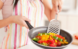 learn-to-cook New Year resolutions