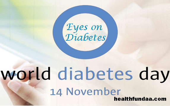 World Diabetes Day 2016: Eyes on Diabetes