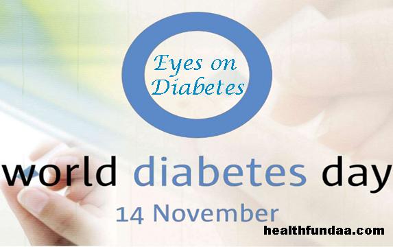 World Diabetes Day 2016: Eyes on Diabetes