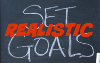 set-goals happy and healthy new year
