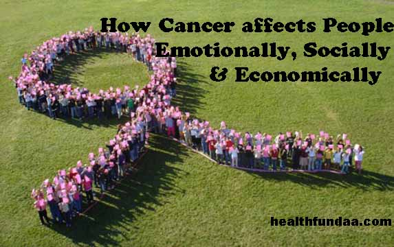 How Cancer affects People Emotionally, Socially & Economically