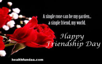 Friendship Day: True Friendship is a Priceless Treasure