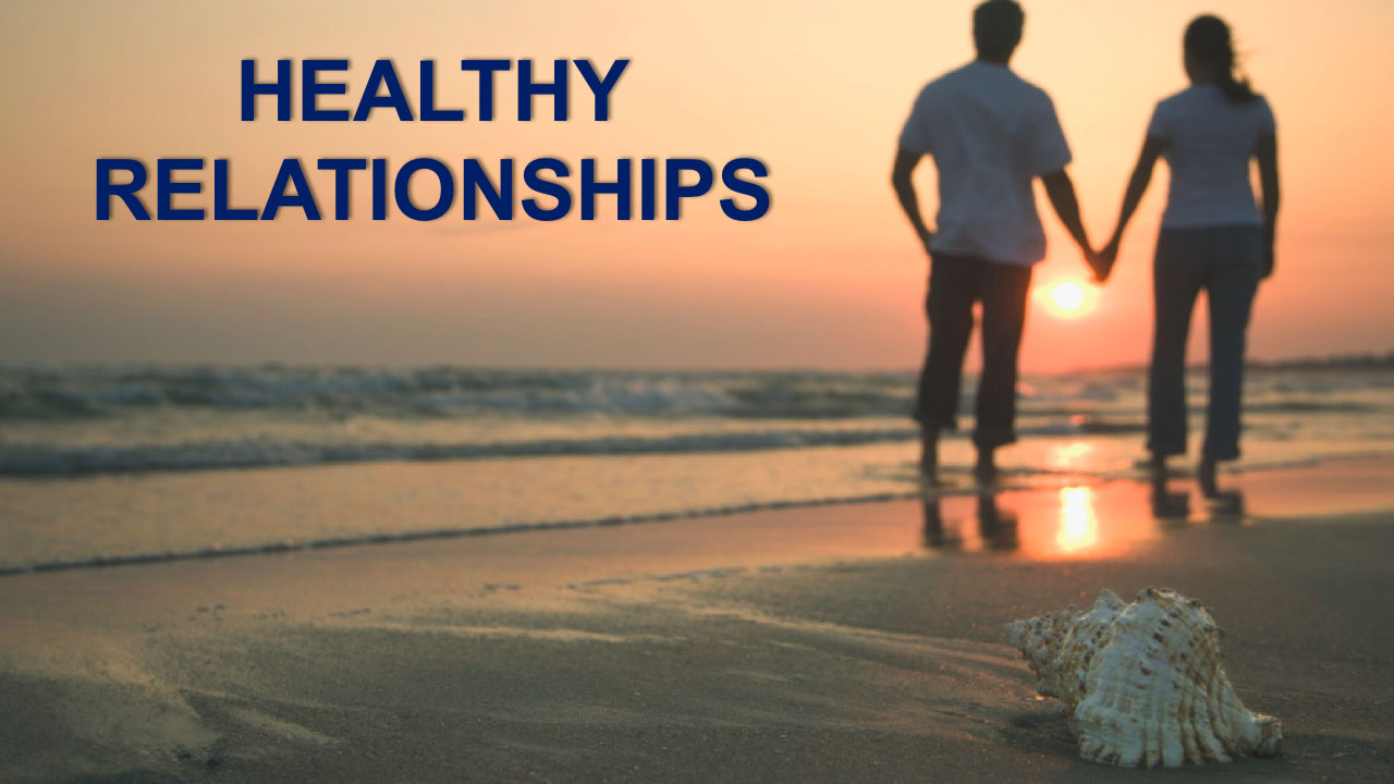 What makes a healthy relationship?