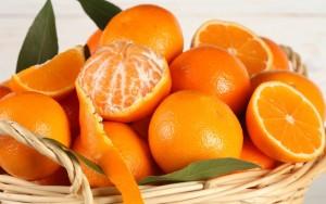 Orange aging