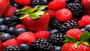 berries aging