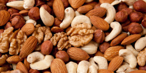 nuts aging
