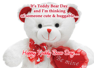 Think out-of-the Box Teddy Day