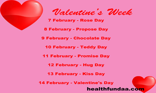 Valentine Week 2016: When is Rose Day, Kiss Day, Hug Day, Valentine's Day?