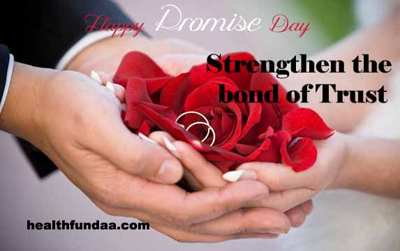 Promise Day 2016: Strengthen the bond of Trust