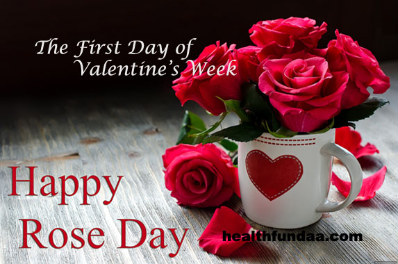 Rose Day – The First Day of Valentine's Week