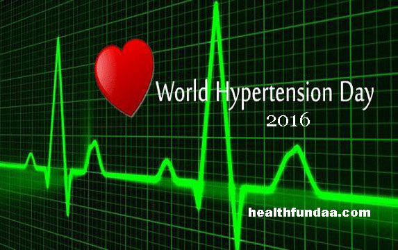 World Hypertension Day 2016: Time to Drop the Pressure