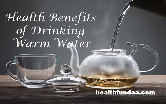 11 Health Benefits of Drinking Warm Water