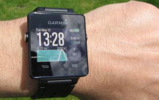 garmin-vivoactive-hr fitness trackers