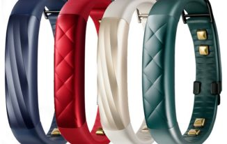 jawbone-up3 fitness trackers